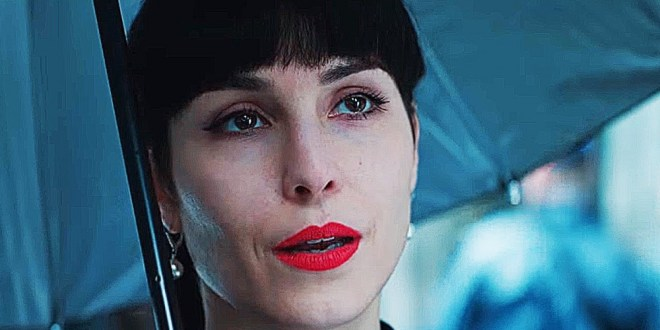 V filmu bomo namreč videli švedsko igralko Noomi Rapace.
