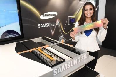 Samsung z baterijami za električne avtomobile - bitka s Teslo?