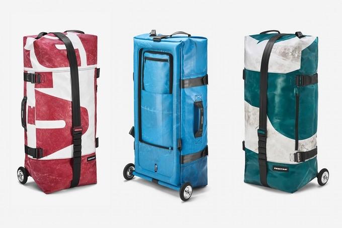 Napihljiva potovalna torba Freitag Zippelin