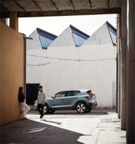VOLVO XC40 - njihov prvi kompaktni SUV