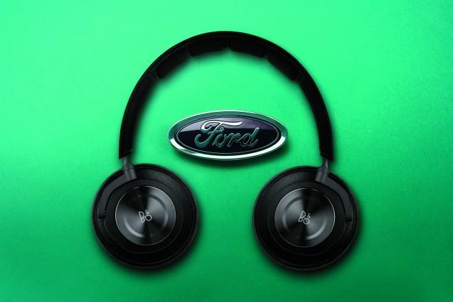 Ford je k sodelovanju povabil Bang&Olufsen in rezultat je popoln prostorski zvok iz 10 zvočnikov, ki skupaj premorejo več kot 675 vatov.  Foto: Ford