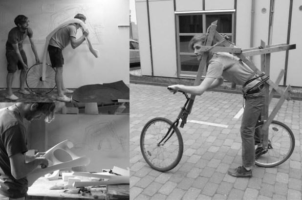 Fliz: kolo na malce drugačen način