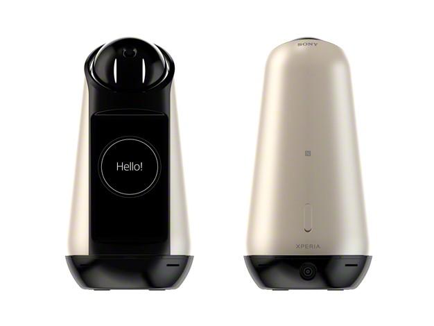 Sony Xperia Hello: vaš novi hišni ljubljenec