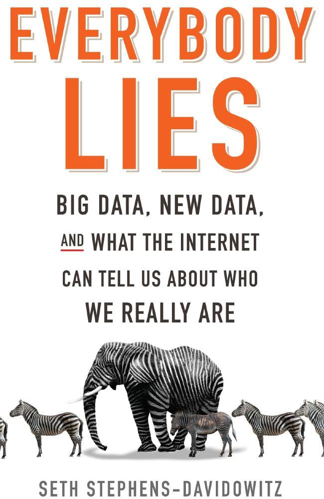 Seth Stephens-Davidowitz, Everybody Lies
