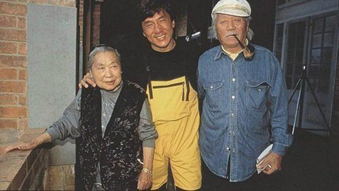 Jackie s starši
