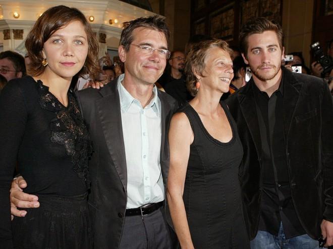 Jake z družino
