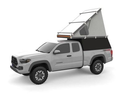 Go-Fast Campers: ko se pick-up spremeni v mobilno spalnico