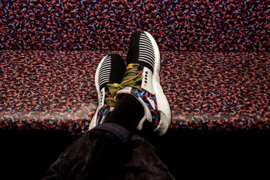 "Adidas BVG × EQT 93/17 – vstopnica za podzemno kar na ""adidaski"""