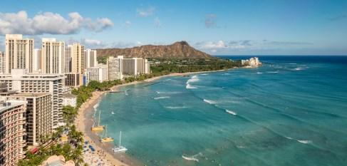 8. Honolulu, Havaji