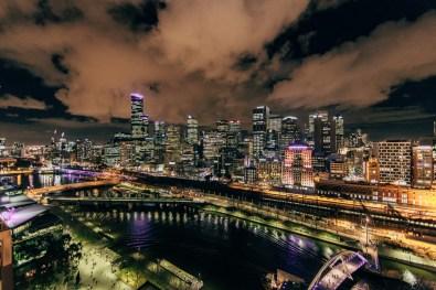 6. Melbourne, Avstralija