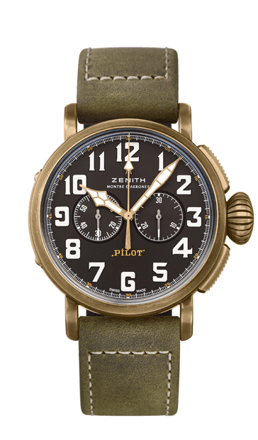 Zenith, Pilot Type 20 Chronograph