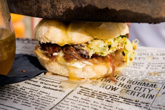 Speglan nedeljski sendvič (Foto: Dean Dubokovič)