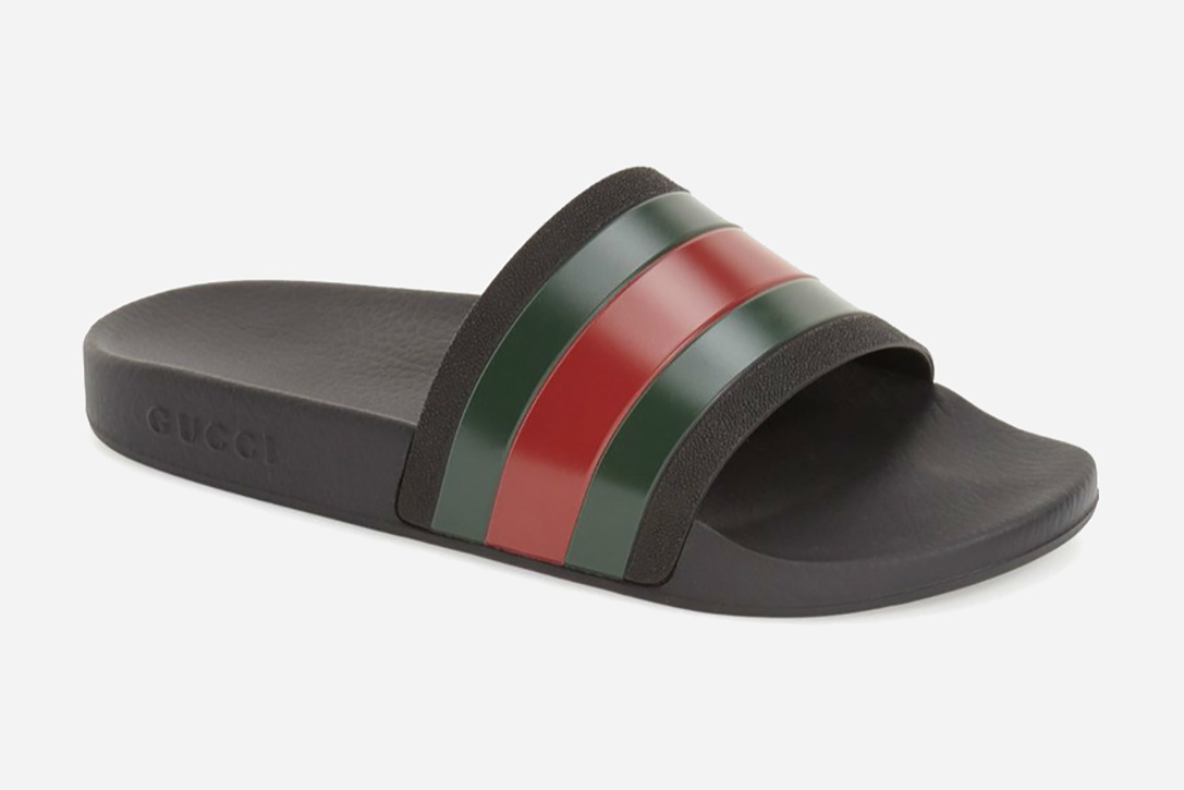 Gucci 'Pursuit '72 Slide' Sandal