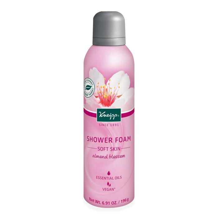 "Kneipp Almond Blossom Shower Foam - ""Soft Skin"""