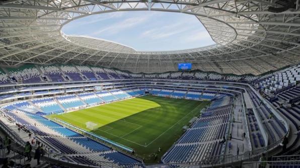 Cosmos Arena, Samara