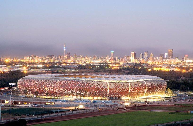 FNB Stadium, Johanessburg.