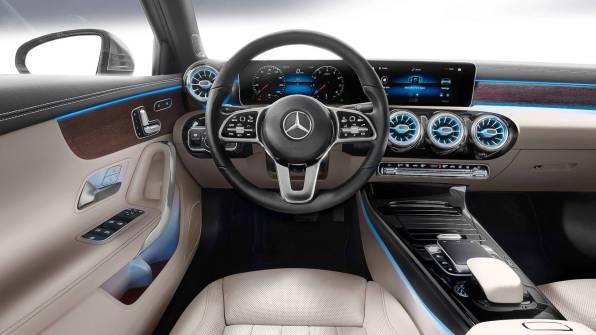 Mercedes-Benz A Sedan