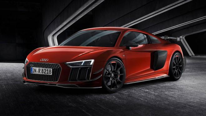 Audi R8 V10 Plus Audi Sport Performance Parts