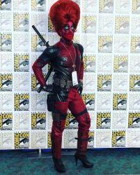 Drag Queen Deadpool