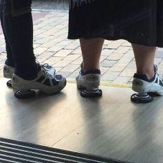 Bizarni čevlji 2018