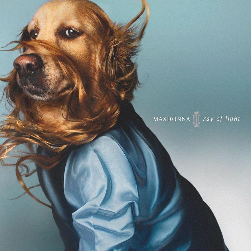 Ray Of Light (naslovnica albuma)