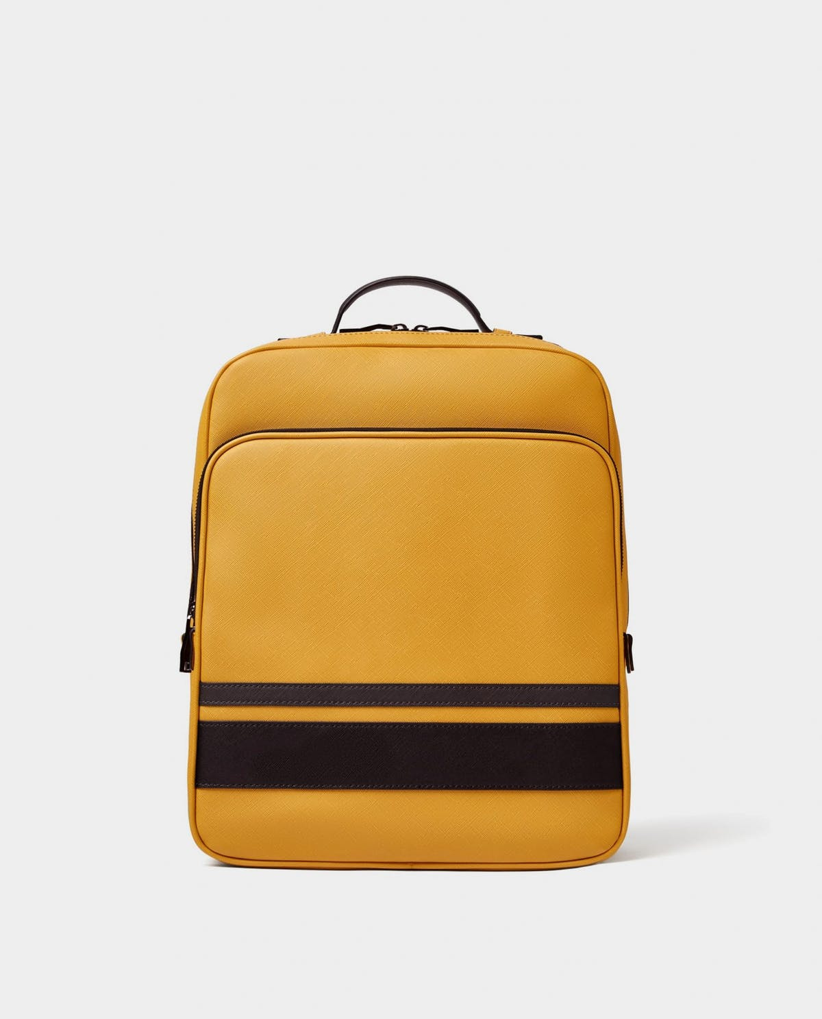 Zara Double Zip Backpack