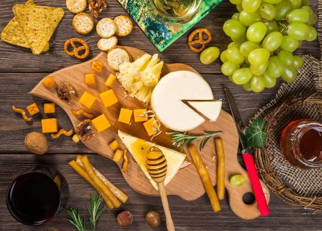 Okusite sire z vseh koncev Slovenije.