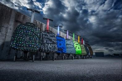 Rolljet: najhitrejša torba v mestu