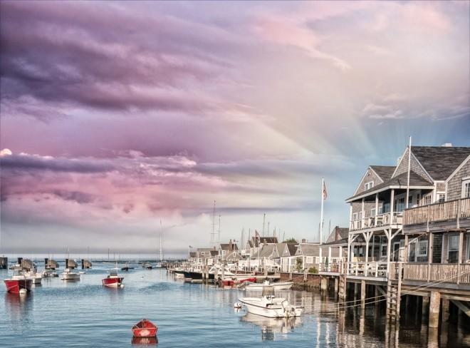 Nantucket, Massachusetts, ZDA