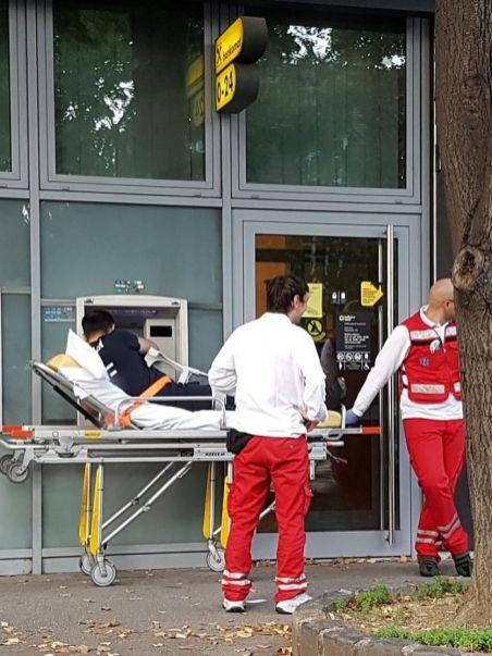Zdravstveni sistem, prikazan v eni fotografiji.