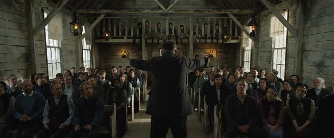 Apostle prihaja na Netflix 12. oktobra.