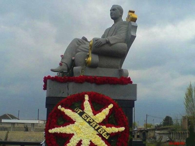 Nagrobniki ruske mafije