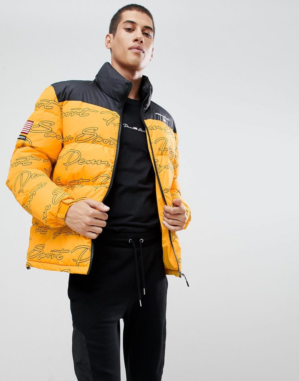 Penn Sport Puffer Jacket.