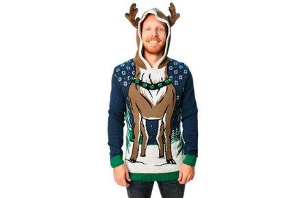 Grdi božični puloverji