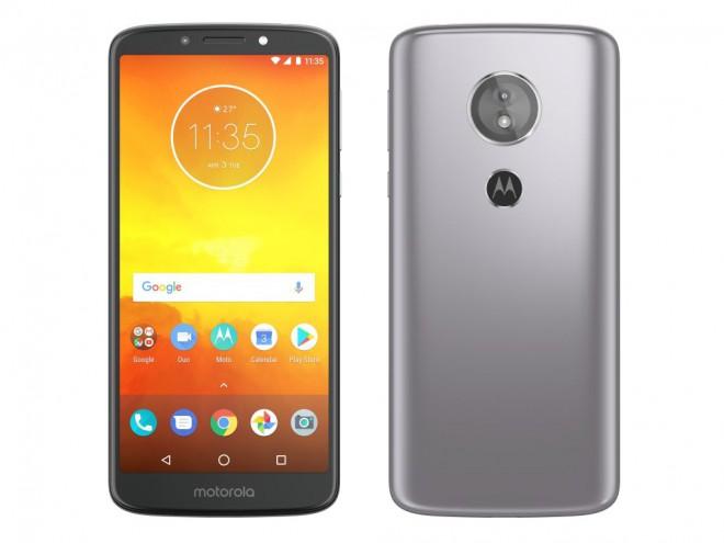 MotorolaMotoE5