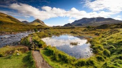 5. Highland in otoki, Škotska