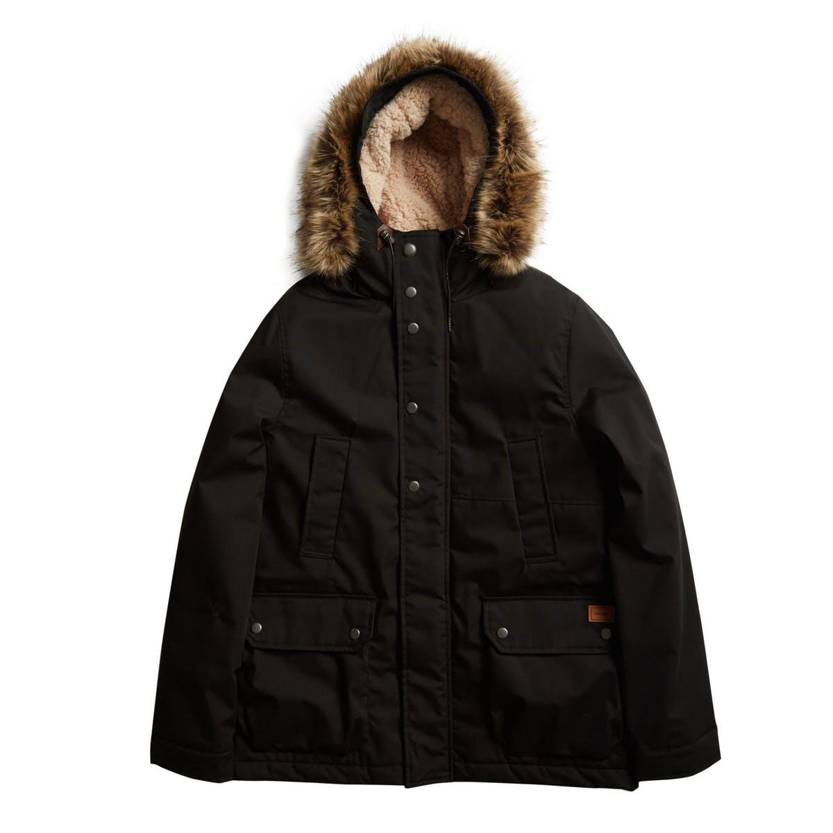 Volcom Lidward Parka Jacket.