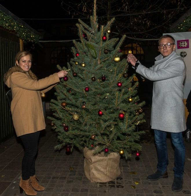 Na ogled bodo tudi ekološka božično-novoletna drevesca.