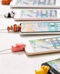 Okraski za polnilec za telefon animalatopia