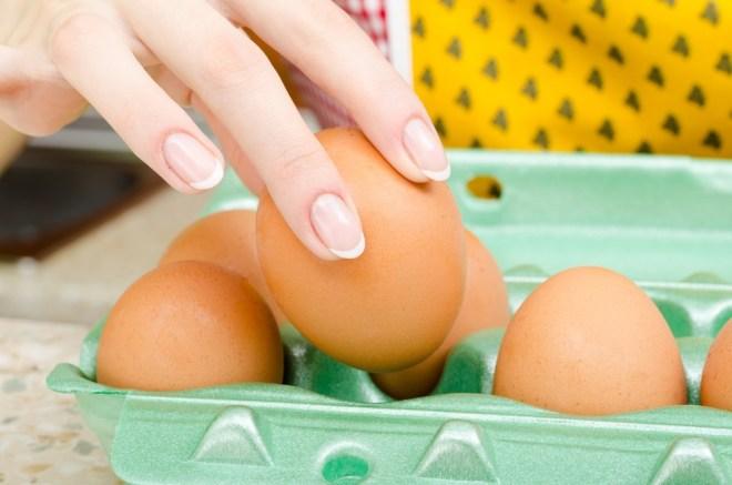 Med in jajčni rumenjak