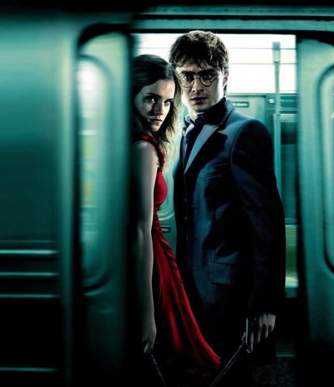 Harry Potter in Svetinje smrti