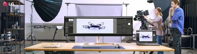 Korejsko podjetje LG bo na sejmu CES 2019 prikazalo monitor z diagonalo kar 125 centimetrov.