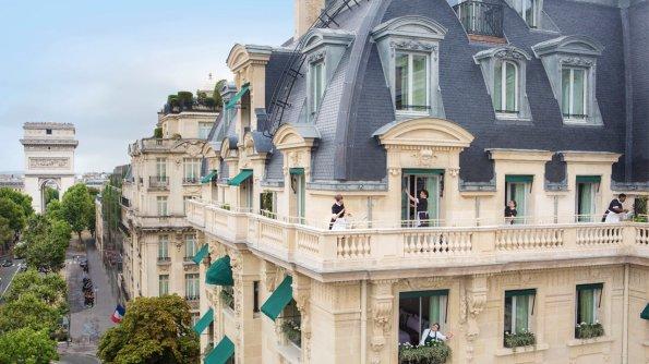 The Peninsula Paris, Pariz, Francija
