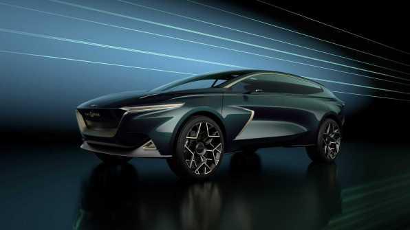 Aston Martin Lagonda All_terain Concept