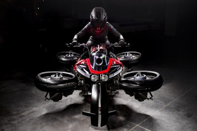 Lazareth La Moto Volante 496