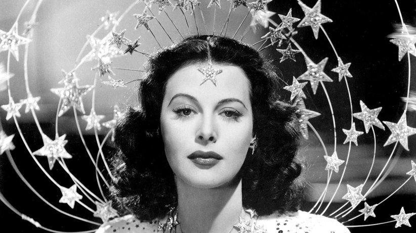 11. Hedy Lamarr