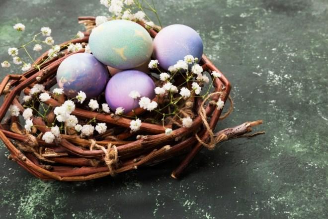 Jajca pogosto povezujejo s poganskimi festivali.