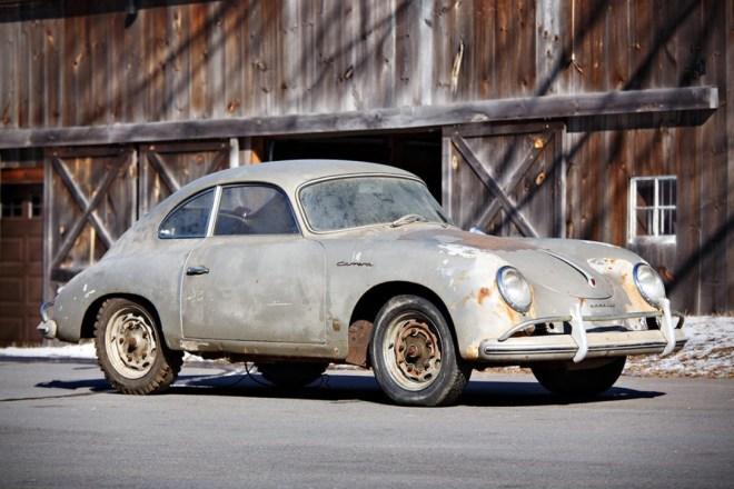 1957 Porsche 356 A 1500 GS Carrera Coupe