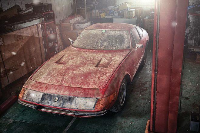 1969 Ferrari 365 GTB/4 'Daytona'