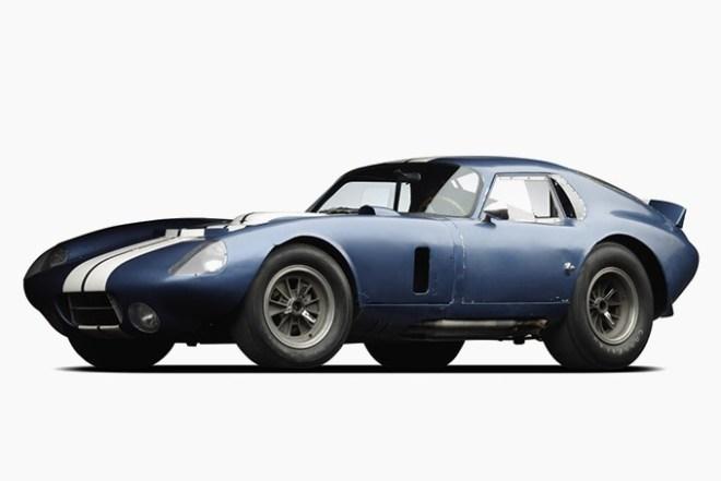 Shelby Cobra Daytona Coupe Prototype